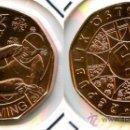Monedas antiguas de Europa: MONEDA DE 5 € AUSTRIA 2012. CAMPEONATO DE ESQUI.. Lote 105731736