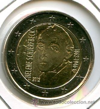 MONEDA CONMEMORATIVA DE 2 €, FINLANDIA 2012. (Numismática - Extranjeras - Europa)