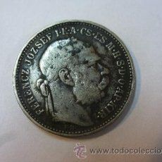 Monedas antiguas de Europa: 1892 1 CORONA. Lote 35501311