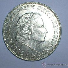 Monedas antiguas de Europa: HOLANDA 2-1/2 GULDEN 1960 (18). Lote 35524481