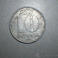 Monedas antiguas de Europa: ALEMANIA DEMOCRÁTICA 10 PFENNIG 1967 (4169). Lote 35678933