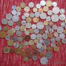 Monedas antiguas de Europa: LOTE DE 100 MONEDAS VARIADAS - DIFERENTES PAISES - ORIGINALES - L12. Lote 35689916