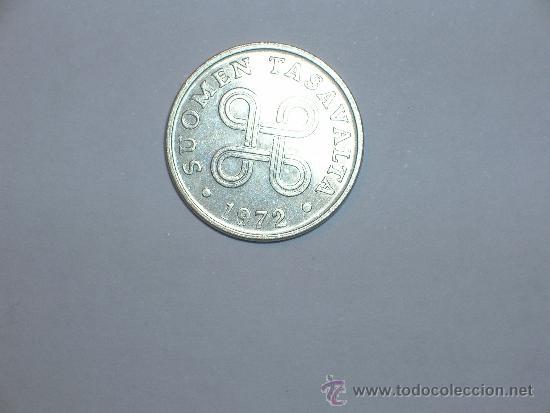 Finlandia 1 penny 1972 (2501)
