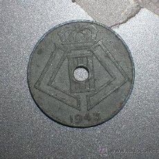 Monedas antiguas de Europa: BÉLGICA 10 CÉNTIMOS 1943 BELGIQUE (1525). Lote 128631747