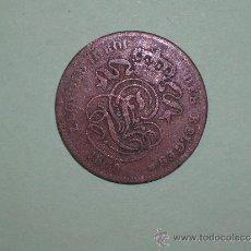 Monedas antiguas de Europa: BÉLGICA 2 CÉNTIMOS 1870 BELGIQUE (3303). Lote 128631808