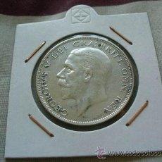 Monedas antiguas de Europa: GRAN BRETAÑA - 1/2 HALF CROWN 1929 PLATA - EXCELENTE MEDIA CORONA. Lote 36074192