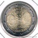 Monedas antiguas de Europa: MONEDA CONMEMORATIVA DE 2 €, ALEMANIA 2013. TRATADO DEL ELISEO.. Lote 119234971