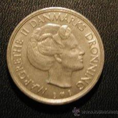 Dinamarca 1 corona 1980