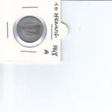 Monedas antiguas de Europa: DDR ALEMANIA DEMOCRATICA 10 PFENNIG 1948 A. Lote 37264980