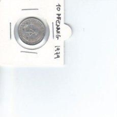 Monedas antiguas de Europa: DDR ALEMANIA DEMOCRATICA 10 PFENNIG 1979 A. Lote 37265021