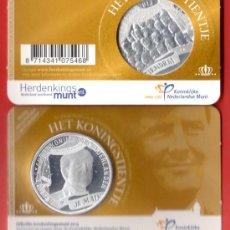 Monedas antiguas de Europa: HOLANDA 10 € 2013, REY WILLEM ALEXANDER. Lote 37365538