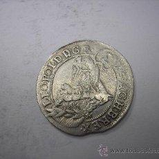 Monedas antiguas de Europa: 3 KRAJCZAR DE PLATA DE 1694. HUNGRIA , REY LEOPOLDO I. Lote 37588956