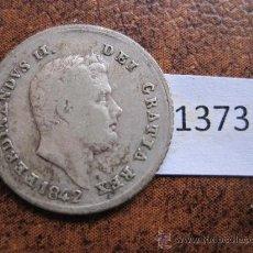 Monedas antiguas de Europa: DOS SICILIAS, ITALIA ESTADOS, 10 GRANA DE PLATA 1842. Lote 37860274