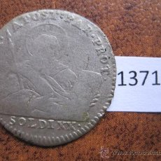 Monedas antiguas de Europa: PARMA, ITALIA ESTADOS, 20 SOLDI VELLON 1784 , FERNANDO I. Lote 37860429