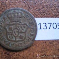 Moedas antigas da Europa: PARMA, ITALIA ESTADOS, 1 SESINO 1790 , FERNANDO I. Lote 37860485