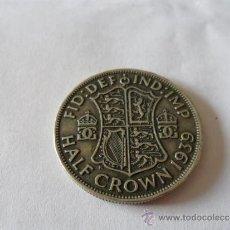 Monedas antiguas de Europa: MONEDA DE PLATA ANTIGUA AÑO 1939. Lote 38712189