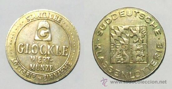 Token Staatliche Lotterie Einnahme Glöc Comprar Monedas