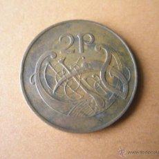 Monedas antiguas de Europa: MONEDA-IRLANDA-EIRE-2 PENNYS-1979-26 MM.D-.. Lote 39645925