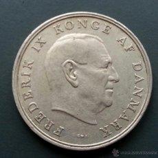 Monedas antiguas de Europa: ## DINAMARCA - 5 KRONER 1960 EBC+ ##. Lote 40014000