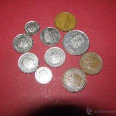 Monedas antiguas de Europa: LOTE MONEDAS -10 DIFERENTES DE HOLANDA -. Lote 40472927