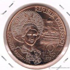 Monedas antiguas de Europa: MONEDA DE 10 EUROS, AUSTRIA 2013, VORARLBERG.. Lote 179530657