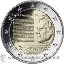 Monedas antiguas de Europa: MONEDA CONMEMORATIVA DE 2 € LUXEMBURGO 2013. Lote 144414648