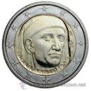 Monedas antiguas de Europa: MONEDA CONMEMORATIVA DE 2 € ITALIA 2013, BOCCACCIO. Lote 113710596