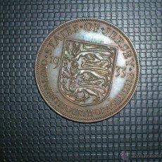 Monedas antiguas de Europa - Jersey 1/24 shilling 1933 (5301) - 42188402