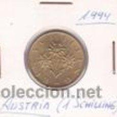 Monedas antiguas de Europa: AUSTRIA 1 SCHILLING 1994. Lote 42345313