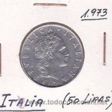 Monedas antiguas de Europa: ITALIA 50 LIRAS 1973. Lote 42690861