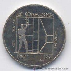 Monedas antiguas de Europa: SUIZA- 5 FRANCOS- 1965-PROF. Lote 42751758