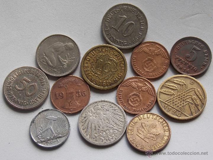 moneda antigua alemana - Comprar Monedas antiguas de Europa en ...