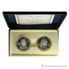 Monedas antiguas de Europa: ANDORRA. AR. 1997. SET DE 2 MONEDAS. Lote 43395945