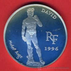 Monedas antiguas de Europa: MONEDA FRANCIA , 10 FRANCOS 1996 , 1 1/2 EURO , PLATA PROOF , ORIGINAL, 11. Lote 43708155