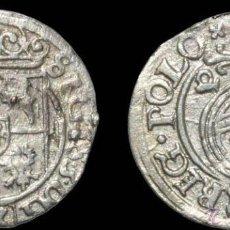 Monedas antiguas de Europa: 65--POLONIA--3 POLKERS EN PLATA DEL REY SIGISMUNDO III- 1627-EXCELENTE CONSERVACIÓN. Lote 43926351