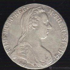 Monedas antiguas de Europa: AUSTRIA. THALER DE LEVANTE. MARIA TERESA. 1780.. Lote 44168942