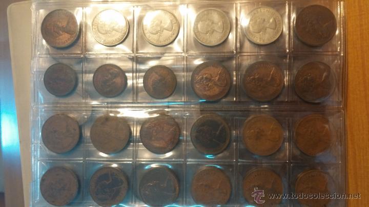 Monedas antiguas de Europa: 40 años de colección en 4 albunes de monedas extranjeras y españolas - Foto 9 - 44315503
