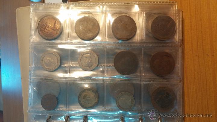 Monedas antiguas de Europa: 40 años de colección en 4 albunes de monedas extranjeras y españolas - Foto 11 - 44315503