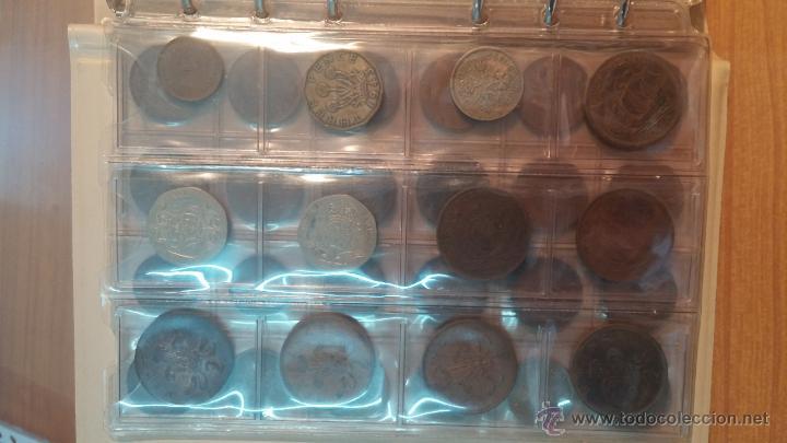 Monedas antiguas de Europa: 40 años de colección en 4 albunes de monedas extranjeras y españolas - Foto 12 - 44315503