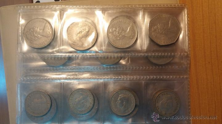 Monedas antiguas de Europa: 40 años de colección en 4 albunes de monedas extranjeras y españolas - Foto 15 - 44315503