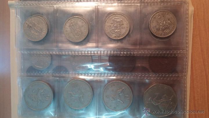 Monedas antiguas de Europa: 40 años de colección en 4 albunes de monedas extranjeras y españolas - Foto 16 - 44315503