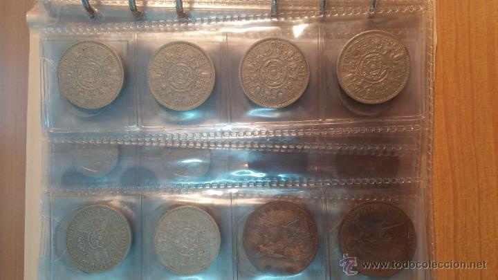 Monedas antiguas de Europa: 40 años de colección en 4 albunes de monedas extranjeras y españolas - Foto 18 - 44315503