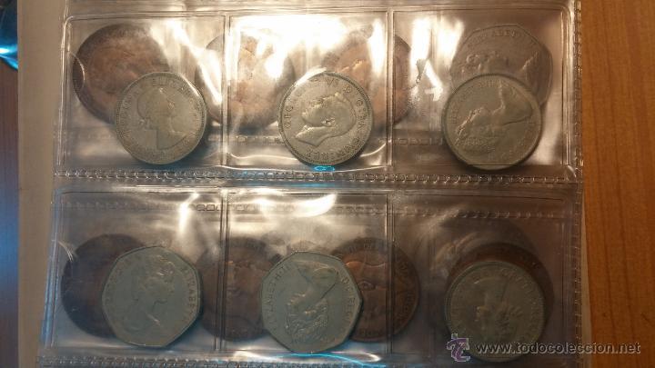 Monedas antiguas de Europa: 40 años de colección en 4 albunes de monedas extranjeras y españolas - Foto 19 - 44315503