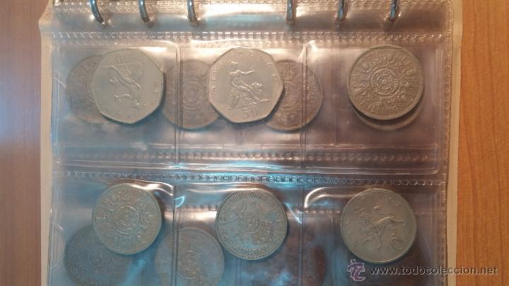Monedas antiguas de Europa: 40 años de colección en 4 albunes de monedas extranjeras y españolas - Foto 20 - 44315503