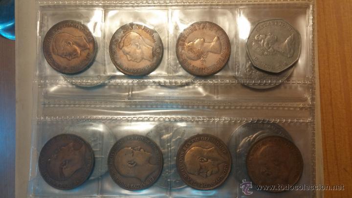 Monedas antiguas de Europa: 40 años de colección en 4 albunes de monedas extranjeras y españolas - Foto 21 - 44315503