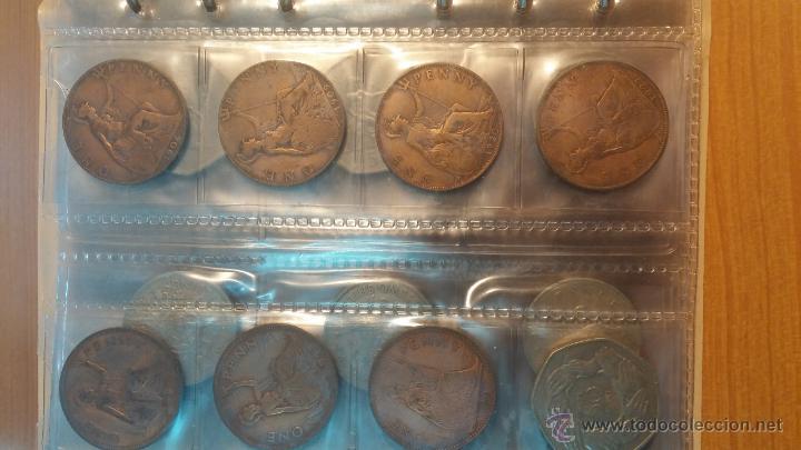 Monedas antiguas de Europa: 40 años de colección en 4 albunes de monedas extranjeras y españolas - Foto 22 - 44315503