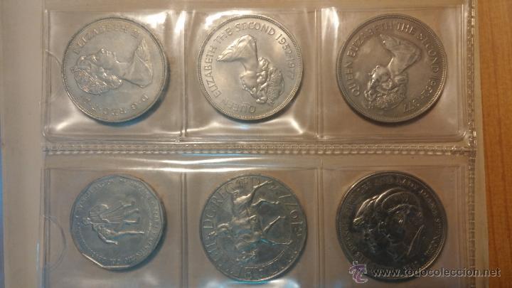 Monedas antiguas de Europa: 40 años de colección en 4 albunes de monedas extranjeras y españolas - Foto 23 - 44315503