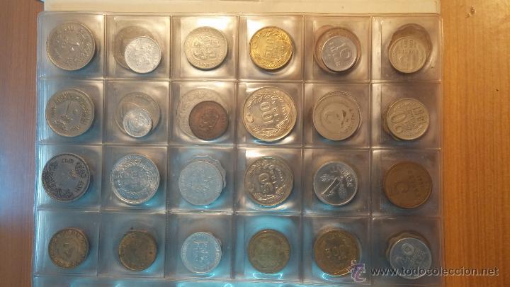 Monedas antiguas de Europa: 40 años de colección en 4 albunes de monedas extranjeras y españolas - Foto 27 - 44315503