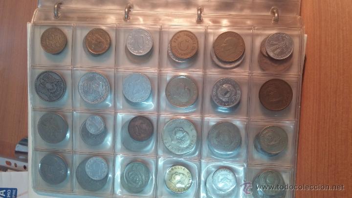 Monedas antiguas de Europa: 40 años de colección en 4 albunes de monedas extranjeras y españolas - Foto 28 - 44315503