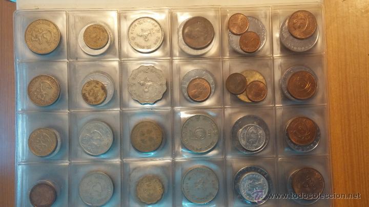 Monedas antiguas de Europa: 40 años de colección en 4 albunes de monedas extranjeras y españolas - Foto 31 - 44315503
